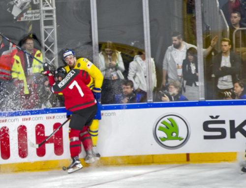 Bli volontär vid hockey VM i Slovakien