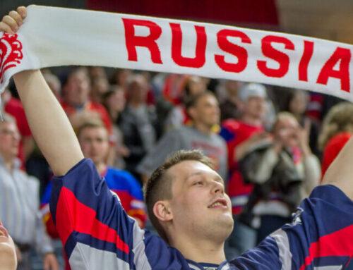 Rysk dominans i U18-statistiken