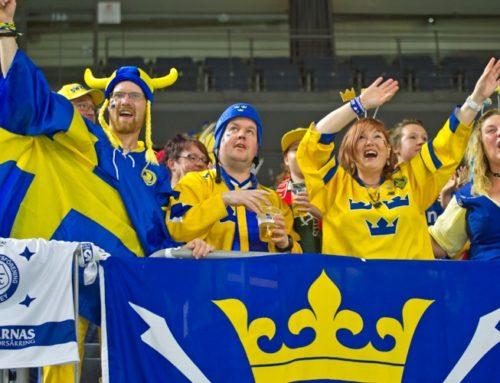 Returmatch efter segern mot Norge