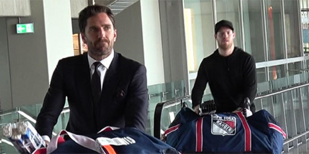 Se Nar Henrik Lundqvist Anlander Till Vm Hockey Vm 2020 I Schweiz