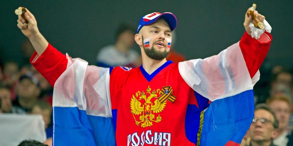Fans Ryssland