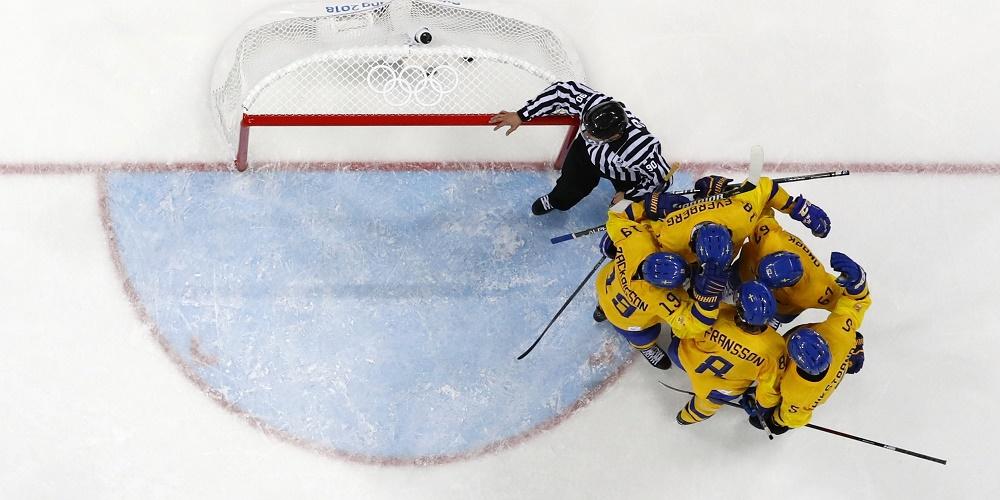 Sverige i OS 2018