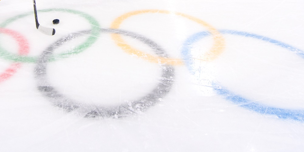 OS ringar på isen