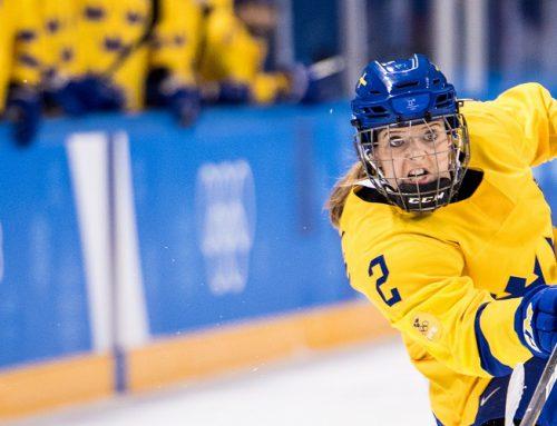 Damerna inleder säsongens Euro Hockey Tour
