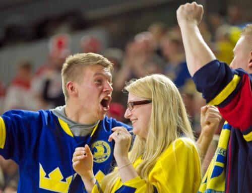 Sverige ansöker om att hålla i VM