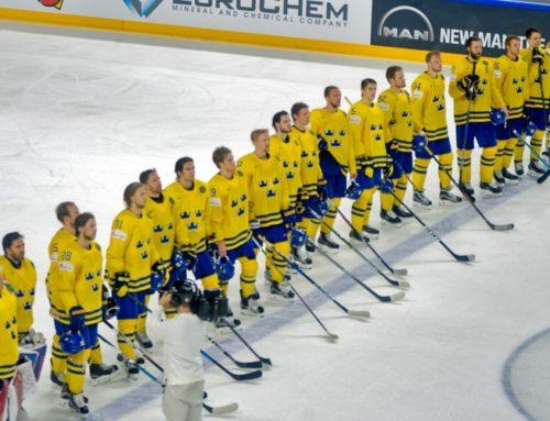 Tre Kronors första trupp för säsongen