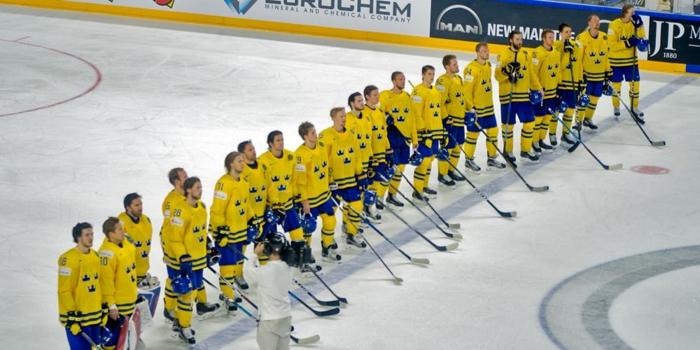 Svenska Hockeylandslaget Spelare