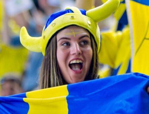 Svensk seger i historiska mötet
