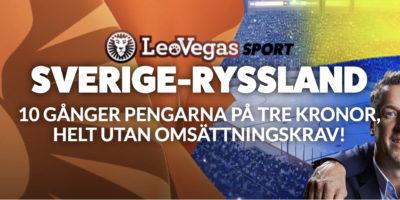 RYSSLAND - SVERIGE HOCKEY VM