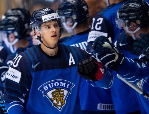 Nordic Cup avrundas mot Finland
