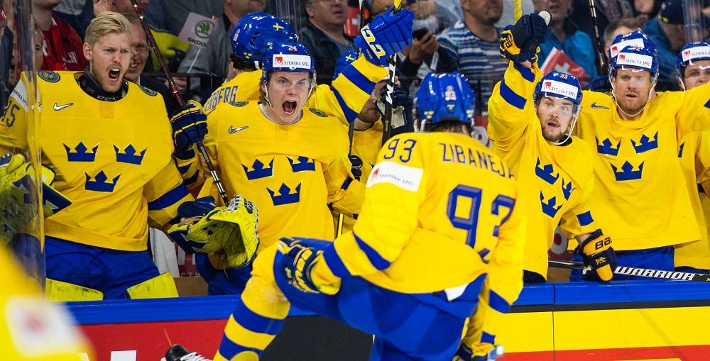 Sverige försvarar guldet! - Hockey - VM 2019 i Slovakien c92ea702896e5