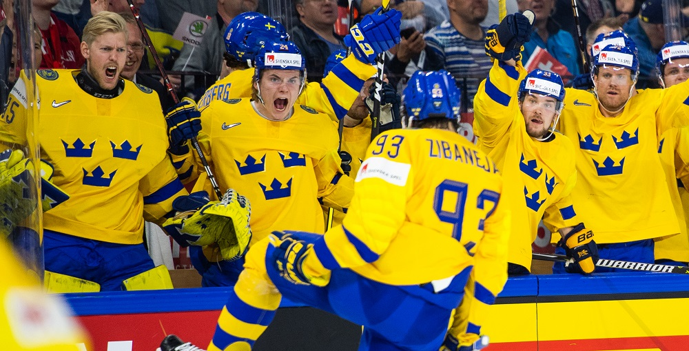 Sverige firar