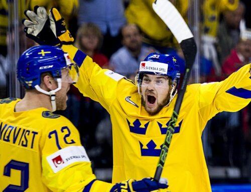 Sverige till final i hockey-VM!