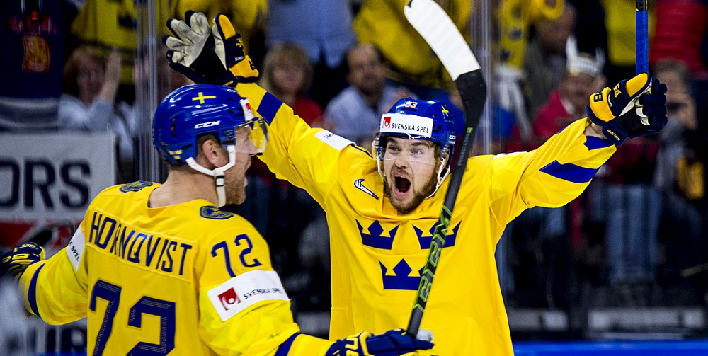 Slutliga ställningen i VM 2018 - Hockey - VM 2019 i Slovakien 30e72675c43af