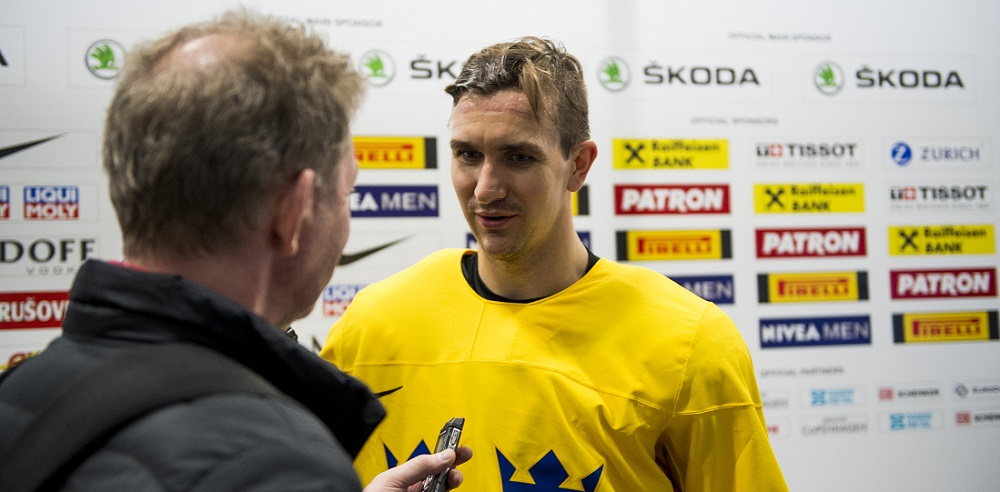 Mikael Backlund