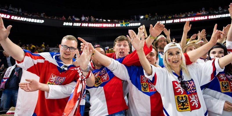 Fans Tjeckien