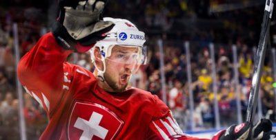 Schweiz Tristan Scherwey