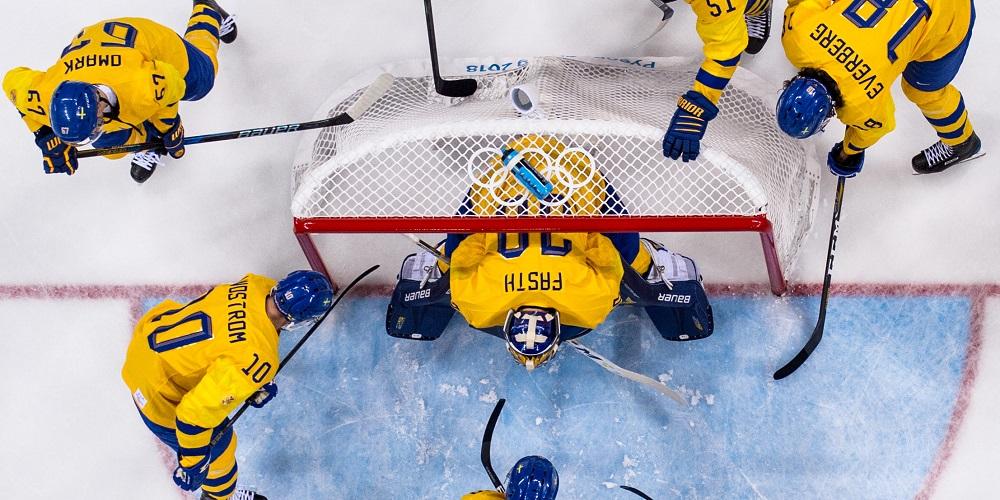 Sverige vid OS 2018