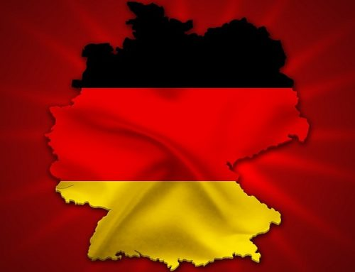 Tyskland vinner division 1 grupp A för U20