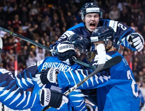 Finska spelaren får egen gata
