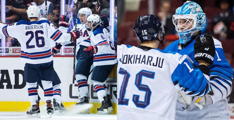 USA Finland JVM 2019