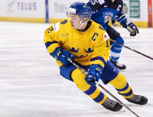 Svensk med i All Star laget