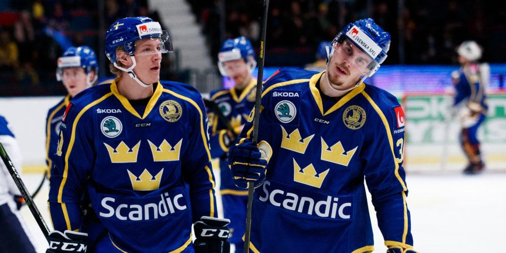 Emil Sylvegård och Emil Larsson
