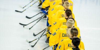 Svenska damlandslaget OS 2018
