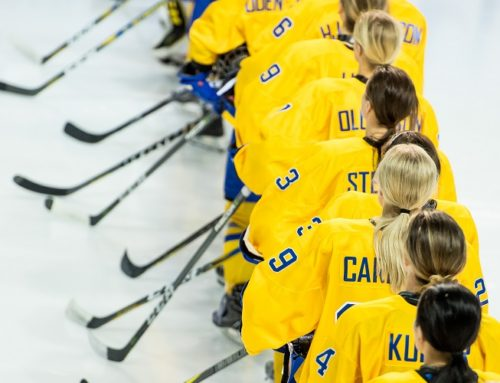 Nu inleder damlandslaget säsongen