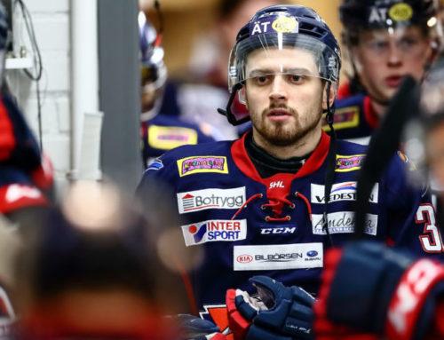 Efter uttagningen till Tre Kronor: Lukas Bengtsson vill höja nivån ytterligare