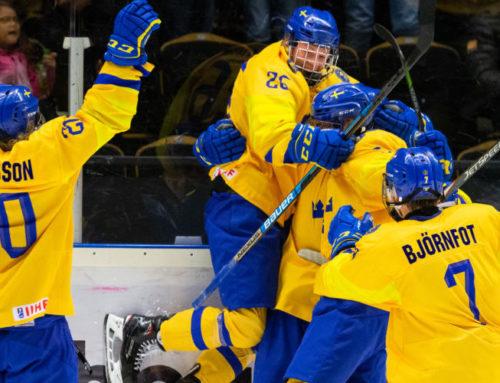 Småkronornas revansch – Krossade Finland i bronsmatchen