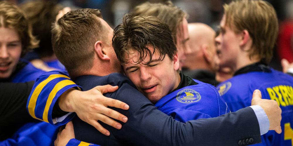 Sverige vinner U18 VM 2019