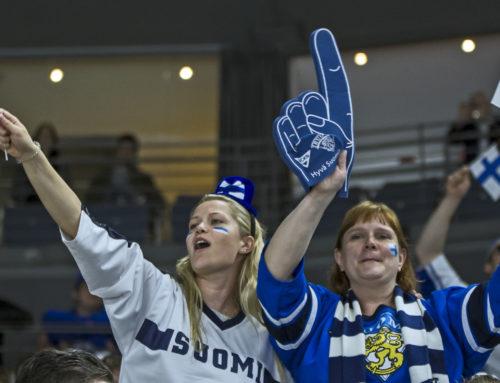 Finländska damerna är historiska