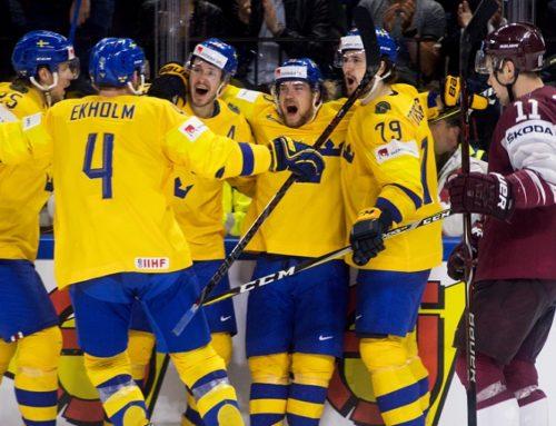 Grupperna klara för hockey VM 2020