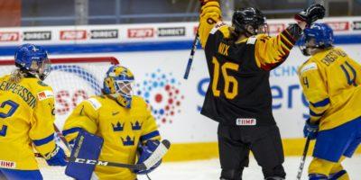 Dam hockey VM 2019 Sverige Tyskland