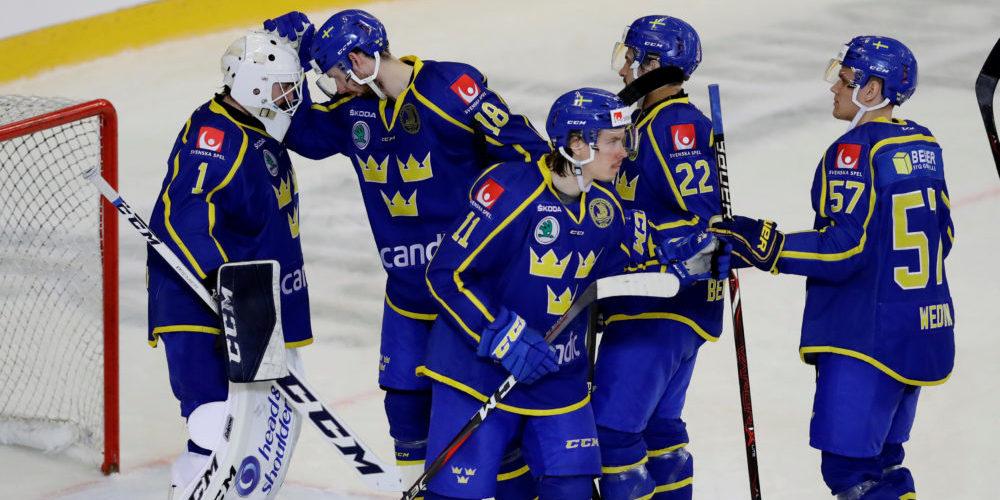 Carlson Hockey Games, Sverige - Finland
