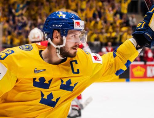 Nagelbitare blev uddamålsvinst för Sverige mot Schweiz