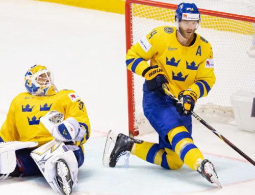 Sverige ute ur VM efter tung kvartsförlust