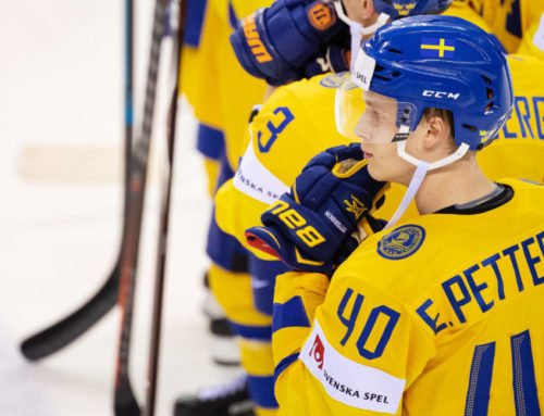 Tre Kronor intar femteplatsen i hockey VM 2019