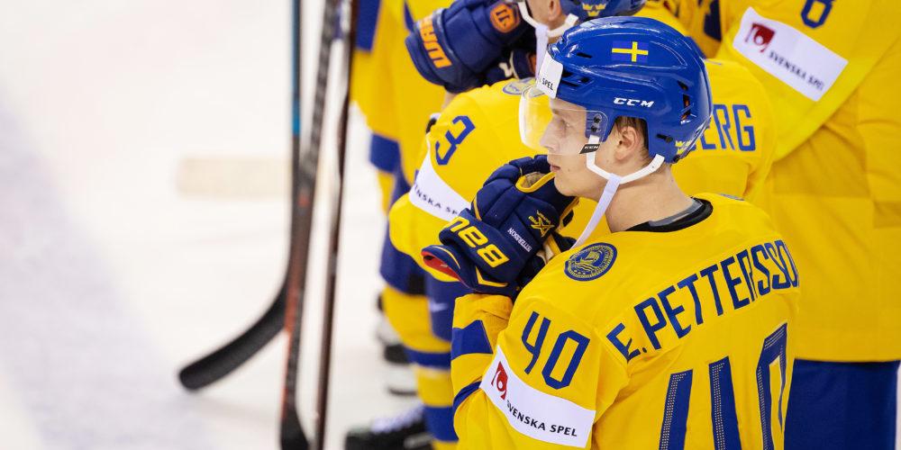 Sverigse Elias Pettersson