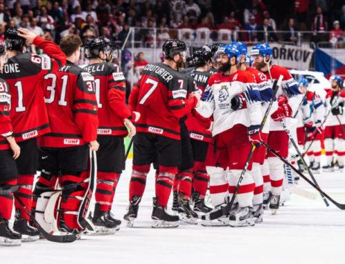 Kanada enkelt vidare med 5-1 mot Tjeckien