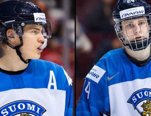 Finländska duon historisk med trippla guld