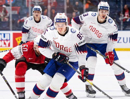 Bra start för Norge och Danmark i OS-kvalet – se resultaten från dag 1