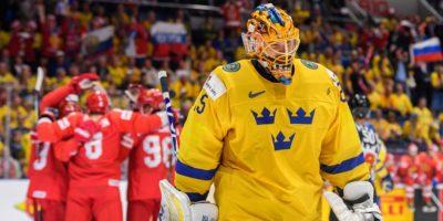 Svensk förlust mot Ryssland
