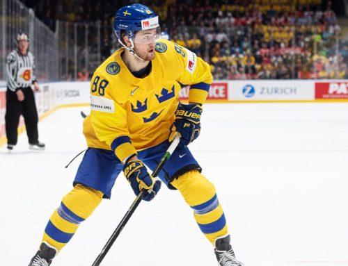 Nylander vinnare av poängligan och uttagen till All Star-laget