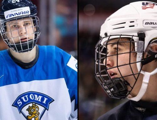 VM-stjärnorna som kan bli valda i NHL-draften