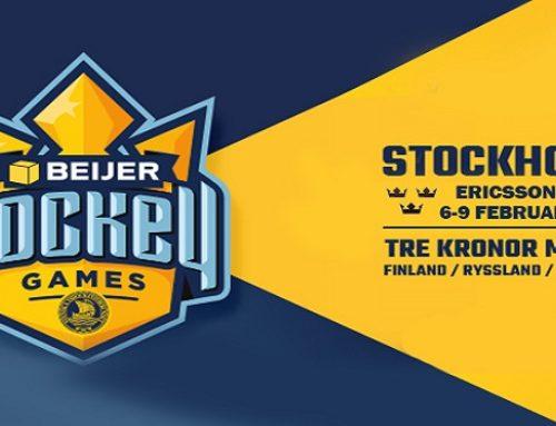 Nu kan du köpa biljetter till Beijer Hockey Games 2020