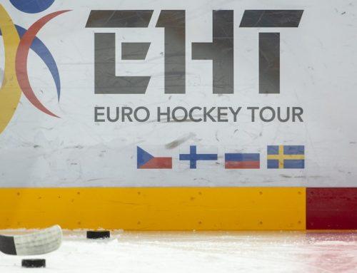 Ställningen i Euro Hockey Tour efter tre turneringar