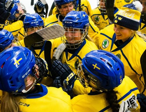 Juniordamernas trupp till 4-nations turneringen uttagen.