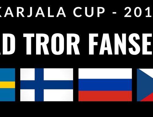 FANSEN: Så går det i Karjala Cup